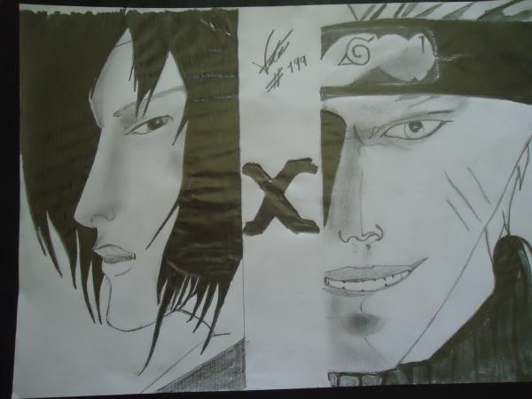 Naruto por vitor199